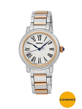 seiko-white-dial-quartz-two-tone-stainless-steel-bracelet-ladies-watch