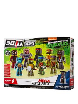 3d-it-teenage-mutant-ninja-turtles-mega-refill-pack