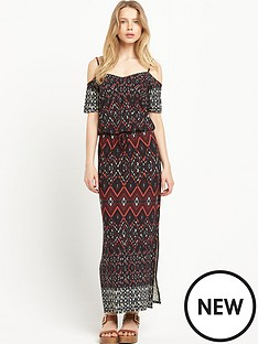 south-south-cold-shoulder-maxi-dress