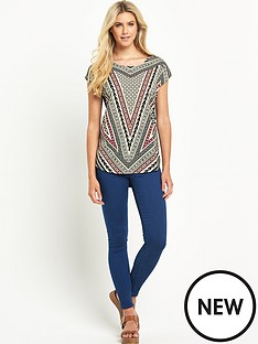 south-south-woven-front-t-shirt