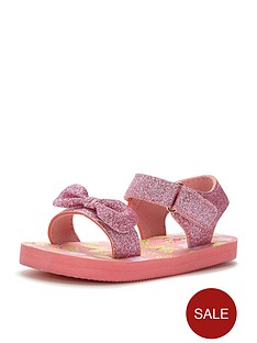 ladybird-younger-girls-sheba-glitter-strap-flip-flops