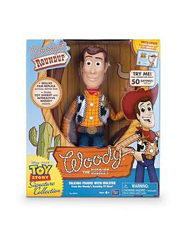 Toy Story Toy Story Sheriff Woody Signature Collection Picture