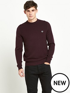 fred-perry-crew-necknbspjumper