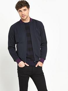 fred-perry-contrast-trimnbspbomber-jacket
