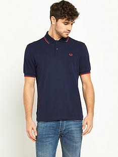 fred-perry-twin-tippednbspmens-polo-shirt