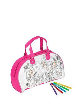 disney-princess-colour-your-own-weekender-bag