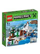 Minecraft The Snow Hideout