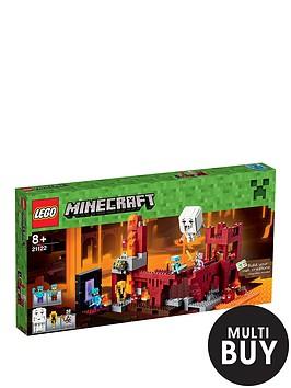 lego-minecraft-the-nether-fortress-21122-amp-free-lego-city-brickmaster