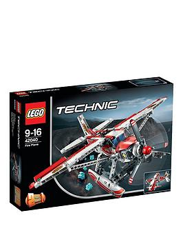lego-technic-fire-plane-42040