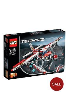 lego-technic-fire-plane