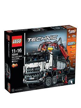 lego-technic-mercedes-benz-arocsnbsp3245-articulated-construction-trucknbsp42043