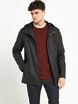 Delaware Rubberised Hooded Jacket