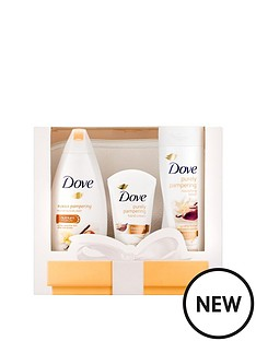 dove-be-you-washbagampnbspgift-pack