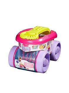megabloks-first-buildersnbspblock-scooping-wagon-pink