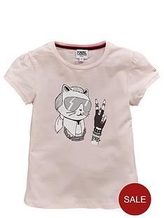 karl-lagerfeld-girls-glitter-choupettenbspt-shirt