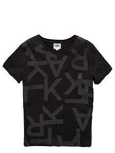 karl-lagerfeld-boys-karl-letter-t-shirt