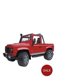 bruder-land-rover-defender-pick-up