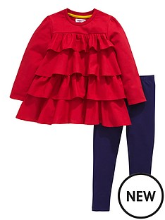 ladybird-girls-pretty-ruffle-front-top-with-leggings-set-2-piece-12-months-7-years