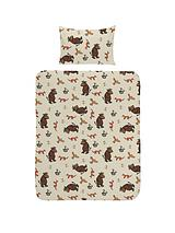 Toddler Duvet Cover Set