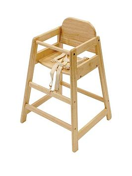 East Coast Caf&eacute Highchair