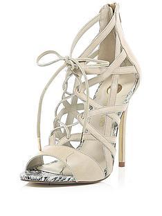 river-island-flynn-tie-up-heeled-sandals