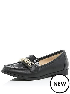 river-island-river-island-loafer-with-gold-trim
