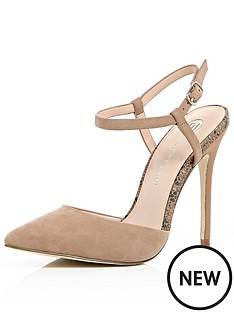 river-island-stompyampnbspankle-strap-pointed-court-shoe