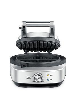 sage-bwm520bss-no-mess-waffle-maker