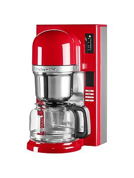 Kitchenaid 5Kcm0802Ber Pour Over Coffee Brewer  Empire Red