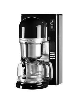 Kitchenaid 5Kcm0802Bob Pour Over Coffee Brewer  Onyx Black
