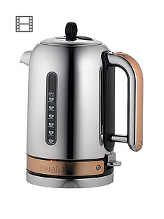 dualit-dualit-72820-polished-chrome-with-copper-trim-classic-kettle