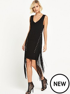 miss-selfridge-knitted-fringe-dress