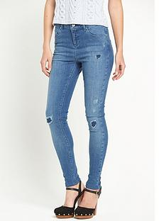 miss-selfridge-miss-selfridge-lizzie-rip-amp-repair-skinny-jeans