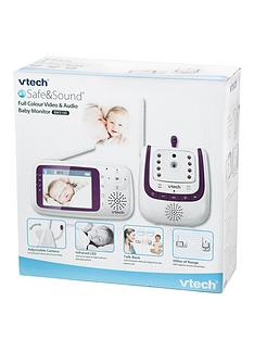 vtech-bm3100-video-and-audio-baby-monitor