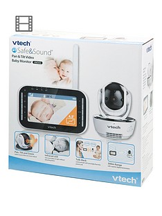 vtech-pan-and-tilt-video-baby-monitor-vm343
