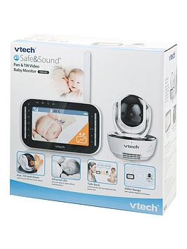Vtech Vm343 Pan And Tllt Video Baby Monitor