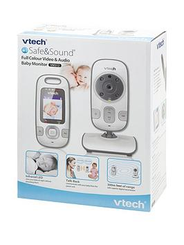Vtech Vm312 Video And Audio Baby Monitor