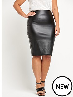 so-fabulous-pu-pencil-skirt
