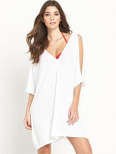 resort-jersey-cut-out-shoulder-kaftan