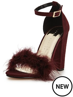 shoe-box-velma-faux-fur-trim-minimal-block-heel-sandalnbsp