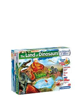 science-play-the-land-of-dinosaurs