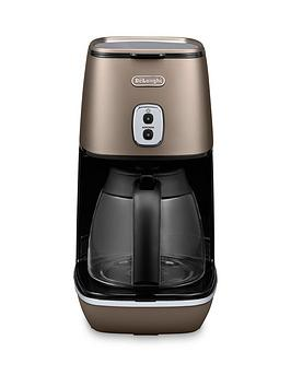 Delonghi Icm1211.Bz Distinta Filter Coffee Maker  Bronze