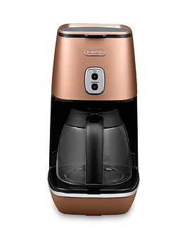 Delonghi Icm1211.Cp Distinta Filter Coffee Maker  Copper