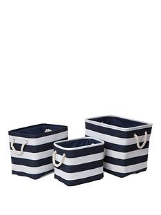 sabichi-3-piece-canvas-basket-set