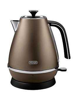 Delonghi Kb13001.Bz Distinta Kettle  Bronze