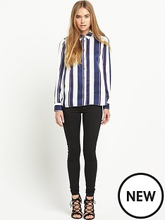 river-island-stripe-shirt-with-cuffs