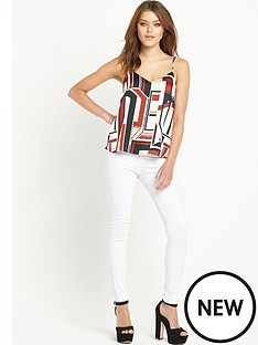 river-island-stripe-v-neck-cami