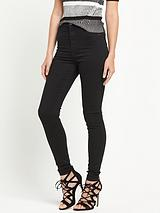 High Rise Molly Skinny Jean