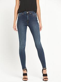 river-island-high-rise-denim-jeggings