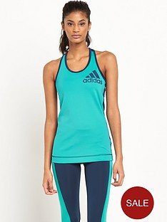adidas-techfittrade-logo-tank-top